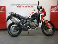 2017 Honda CRF1000L Africa Twin 1000 Africa Twin ABS
