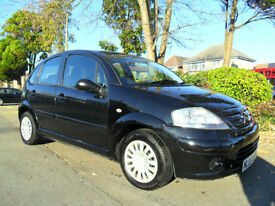 CITROEN C3 1.4i DESIRE 2007 COMPLETE WITH M.O.T HPI CLEAR INC WARRANTY