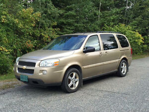 2005 Chevrolet Uplander LT Minivan, Van