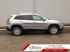 2016 Jeep Cherokee North   -  Fog Lamps - Low Mileage
