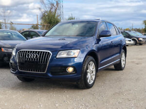 2014 Audi Q5 2.0L Technik SUV CERTIFIED/ ACCIDENT-FREE / FINANCE