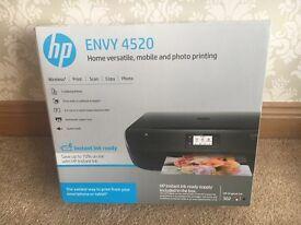 HP Envy 4520 Instant Ink Printer Scanner