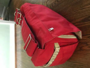 Ju Ju Be / Ju-Ju-Be Diaper Messenger Bag EXCELLENT CONDITION