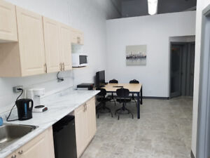Private Room for rent in shared office space