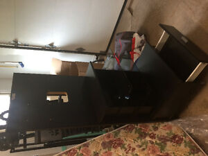 TV unit, to mount TV on