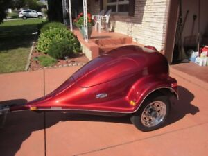 Motorcycle Luggage Trailer