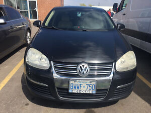 2008 Volkswagen Jetta 4 Dr fully loaded Sedan