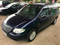 2006 Chrysler Grand Voyager 2.8CRD auto LX-1 FKeeper-Full leather-Cruise Control