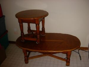 coffee table 2 end tables