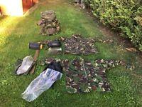 Army clothes job lot