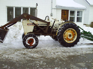 David Brown Selectamatic 880 Diesel tractor/loader