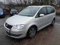 Volkswagen Touran 1.9TDI ( 105PS ) ( 7st ) SE 7 SEATER 5 DOOR MPV