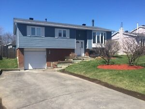 Orleans.  Large treed lot and pool. 4 BDRM