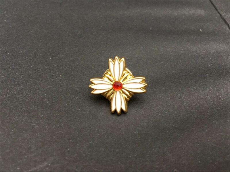 Japan Drama hero Badge pin brooch Takuya Kimura Phoenix Wright Ace Attorney Gift