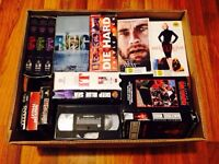 Box Of Over 50 VSH Movies