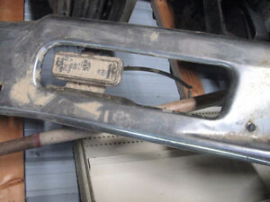 1968-1969 chevelle, beaumont front bumper with signals Windsor Region Ontario image 2