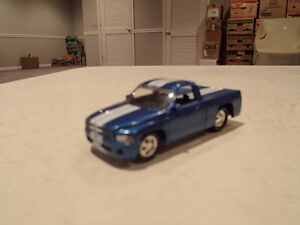 Loose Blue Metallic 1999 '99 DODGE RAM SST by JOHNNY LIGHTNING Sarnia Sarnia Area image 8