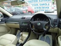 2007 SKODA OCTAVIA Tdi Laurin and Klement 1.9