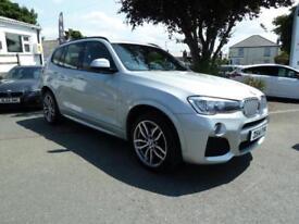 2014/14 BMW X3 3.0d 258bhp M sport Automatic xDrive Estate