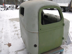 1940 Chev Cab and Doors