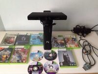Huge Xbox 360 sale!!! Comes with Kinect, games, more