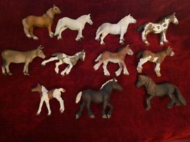 Schleich horses Bundle D
