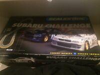 Subaru Challenge Scalextric