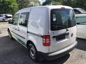 Volkswagen Caddy 2012 wrecking for parts