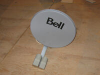 Bell Express Vue Dual Satellite HD Dish $50.00