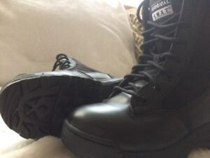 Women S.W.A.T. Boots, Size 6.5