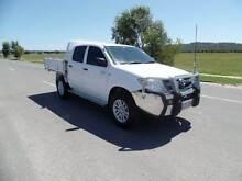 2008 Toyota Hilux Dual Cab Ute Maroochydore Maroochydore Area Preview