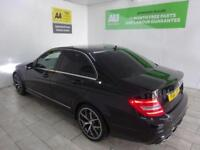 MERCEDES-BENZ C CLASS 2.1 C250 CDI AMG SPORT EDITION **FROM £69 PER WEEK**