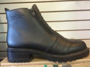 Ladies ROADKROME MARTINO WALKER II MOTORCYCLE BOOTS size 10