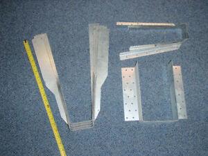 Suspentes de solive / joist hangers