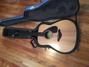 Yamaha Fg800 Guitar with Hardcase