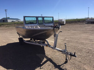 2015 14' OUTLAW ROTAX JET BOAT 8 DEGREE...  Reduced