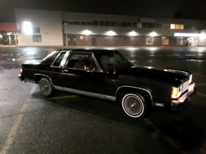 1986 Ford Crown Victoria LTD