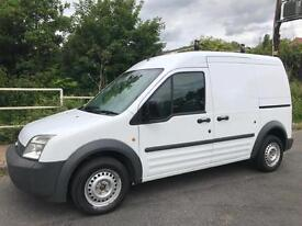 FORD TRANSIT CONNECT 230 LWB HI ROOF 90PS ROOF RACK TOW BAR CHEAP VAN