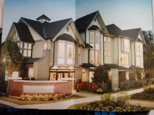 Brand New 3Bed/1den Townhome in Langley Willoughby Heights