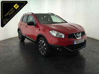 2013 NISSAN QASHQAI 360 DCI DIESEL 1 OWNER SERVICE HISTORY FINANCE PX