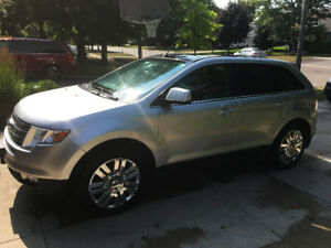 2010 Ford Edge Limited All Wheel Drive