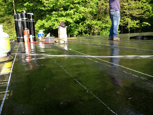 Flat Roofing - Repairs - Leaks? We will stop them! London Ontario image 4