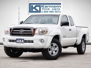 2009 Toyota Tacoma 4WD|Access Cab|Low Kms|Accident Free|