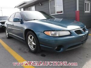 2003 PONTIAC GRAND PRIX GT 4D SEDAN GT