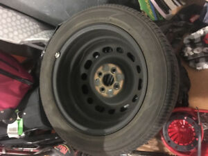 15in Tires with Rims