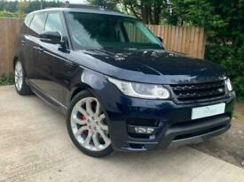 image for 2018 18 Land Rover Range Rover Sport 3.0 SDV6 4X4 Autobiography Dynamic