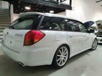 2004 Subaru Legacy 2.0l GT Spec B TWIN SCROLL TURBO - MANUAL Estate Petrol Manua