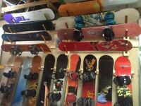 Snowboards / Planches a neige