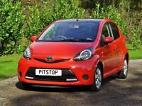 Toyota Aygo 1.0 VVT-I Move With Style Mm 5dr PETROL SEMIAUTOMATIC 2013/63