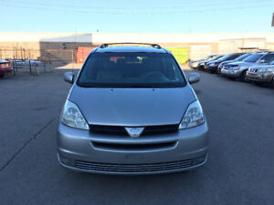 2004 Toyota Sienna. CERTIFIED, E TESTED, WARRANTY, NO ACCIDENT